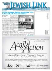 B1. UNM's GSA Votes to Rescind Anti-Israel Resolution p1of2 jun_jul_2014_Page_1