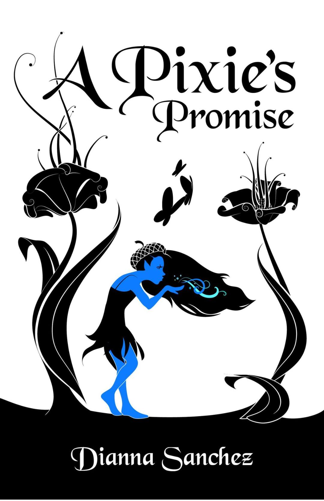 A Pixie's Promise cover