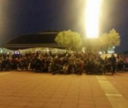 ASPACE LLEURE vibra a ritme de rumba catalana en l'últim concert de la gira dels Estopa