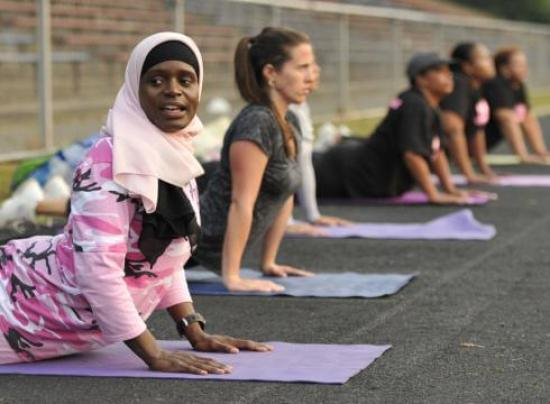 Muslims-prepare-for-summertime-Ramadan-fasting-4F8FS9M-x-large