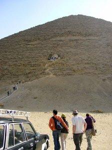 Piramide Roja de Dashur