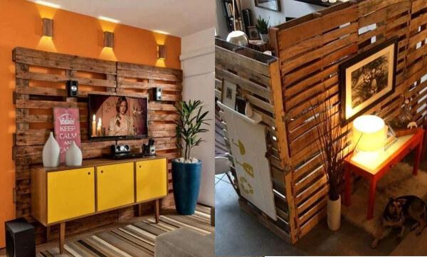 Muebles con palets 70 ideas creativas diario artesanal - Comprar muebles de palets ...