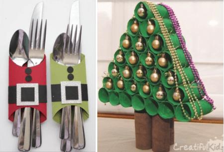 Divertidas ideas para reciclar los rollos de papel - Rollos de papel higienico decorados ...