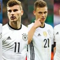 seleccion alemana para copa condefederaciones rusia 2017