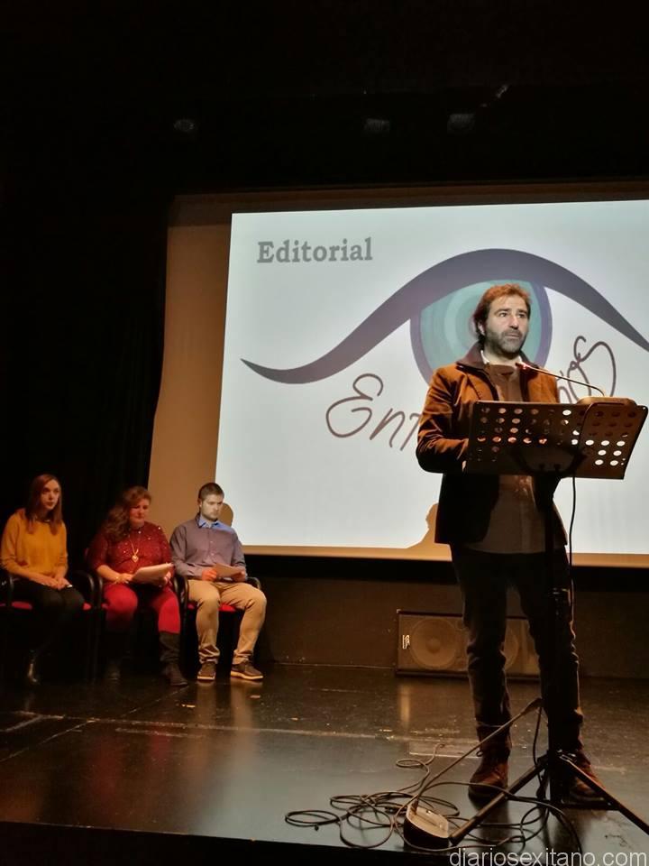 Jesús García Amezcua presenta en Almuñécar el libro y CD Gravitacional