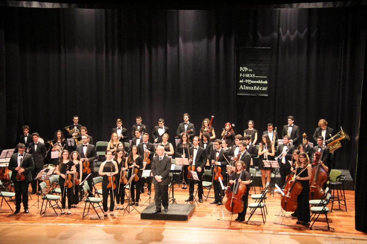 Almuñécar celebra este domingo el Concierto Sinfónico de Primavera con la Joven Orquesta del Sur de España