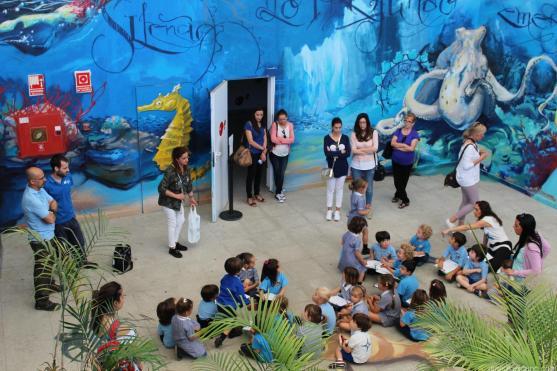 ALUMNOS INTERNATIONAL SCHOOL VISITARON ACUARIO ALMUÑECAR 17 (2)
