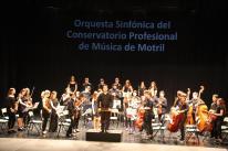 ORQUESTA SINFONICA CONSERVATORIO PROFESIONAL MOTRIL 17