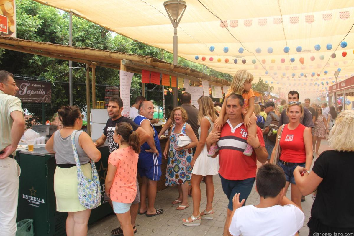 Almuñécar celebrará la Feria de Día 2017 con una veintena de barras