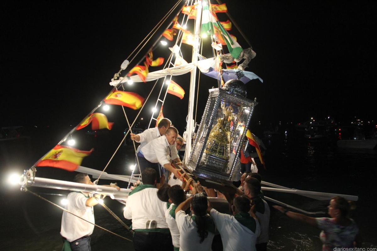 La alcaldesa de Almuñécar ha lanzado un bando para el buen desarrollo de la procesión marítimo-terrestre de la Patrona