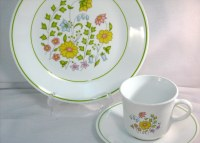 Vintage Corelle Dinnerware Old Friend