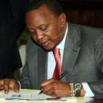 UHURU'S APPOINTMENT:POLITICAL FAIL,NEPOTISM CONTINUES