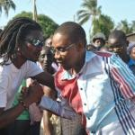 Jubilee jams Raila venue in Malindi