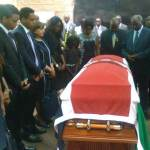 PHOTOS/VIDEO:Requiem Mass held for Mama Lucy Kibaki