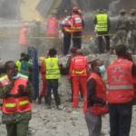 VIDEO:Woman found alive 6 days after Huruma building collapse