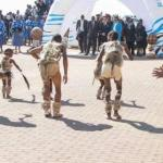 VIDEO: Uhuru Entertained With Electrifying Dance in Botswana