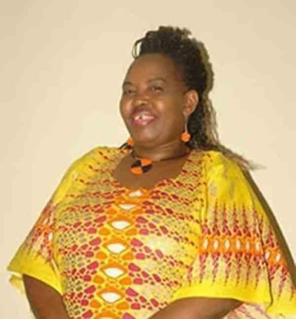 The late Rev Mercy Kariuki
