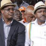 REVEALED: Details of Kalonzo, Kidero Private Meeting