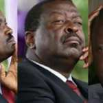 Raila, Mudavadi and Other Politicians Who Were Humiliated by Their Stepbrothers
