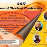 2017 Annual Revival Conference in Gaithersburg Maryland