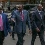 VIDEO: President Kenyatta gets down to business as NASA licks wounds