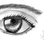 dibujar a lapiz ojos (12)