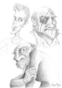 como dibujar a la lapiz (9)