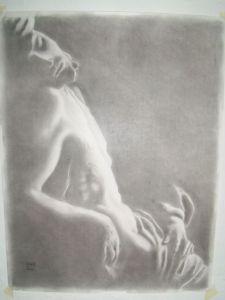 dibujos a lapiz de cristo (6)