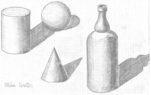 Dibujos a lápiz con sombras (10)