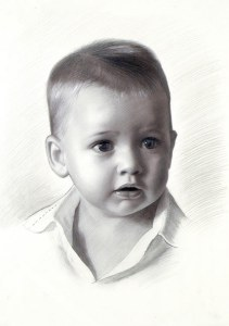Dibujos a lapiz con carbonilla (8)
