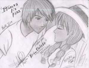 dibujos a lapiz de amor (9)