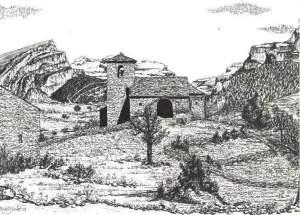 dibujos a lapiz de paisajes (6)