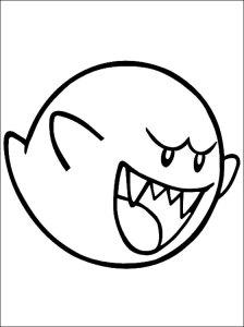 Dibujos a lápiz de Mario Bros (5)