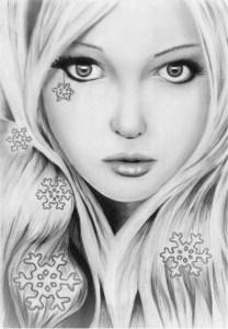 Dibujos a lápiz bonitos (8)