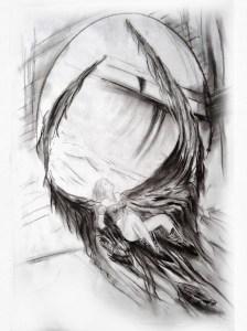 Hermosos dibujos a lápiz de animé (9)