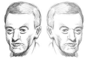 15 dibujos a lápiz de formas básicas (11)