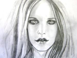 15 imágenes de dibujos a lápiz de boca de mujer (3)