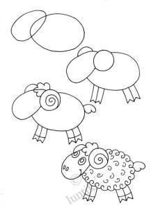 15 opciones de hermosos dibujos a lápiz para principiantes (10)