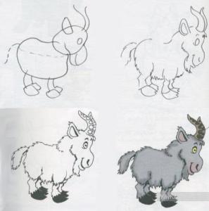15 opciones de hermosos dibujos a lápiz para principiantes (9)