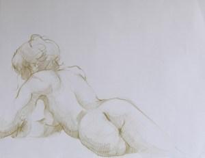 15 opciones para comenzar a realizar dibujos a lápiz de figura humana (13)