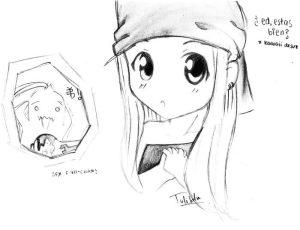 Dibujos a lapiz chidos y fáciles (11)