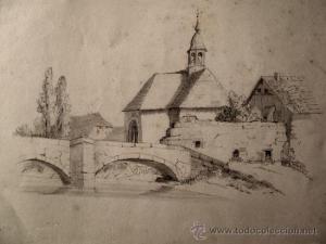Dibujos de paisajes (12)