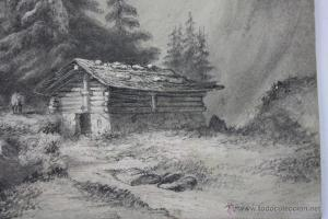 Dibujos de paisajes (3)