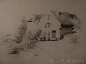Dibujos de paisajes (9)