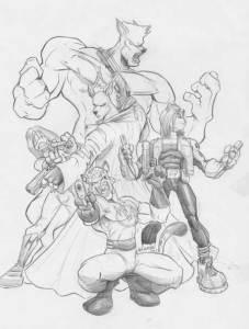 12 Dibujos de cómics que pueden realizar en casa (4)