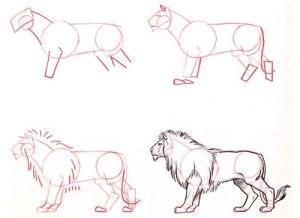 12 Diseños simples para aprender a dibujar (2)