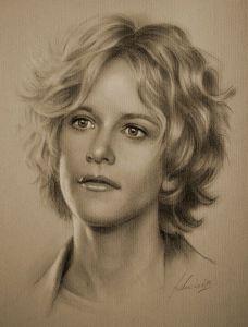 11 Interesantes dibujos a lápiz de famosos (4)
