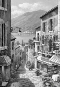 10 Nuevos dibujos a lapiz en perspectiva (3)