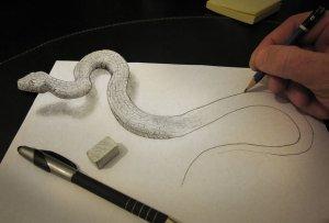 11 bellos dibujos a lápiz con sombras (4)