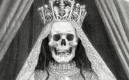 11 dibujos a lápiz de la santa muerte (1)